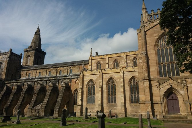 St Andrews, Dunfermline Abbey and Palace, Small Group Day Tour from Edinburgh