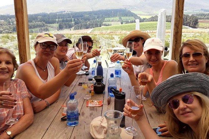 Wine Walk Overberg