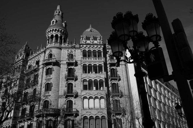 Barcelona, time travel