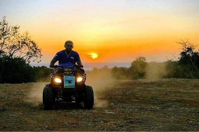 ATV Island Adventure with complimentary beach pass