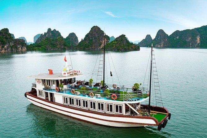 Ha Long Premium Cruise- Full Day with Expressway-Lunch-Explore Cave-Titop Island photo 15