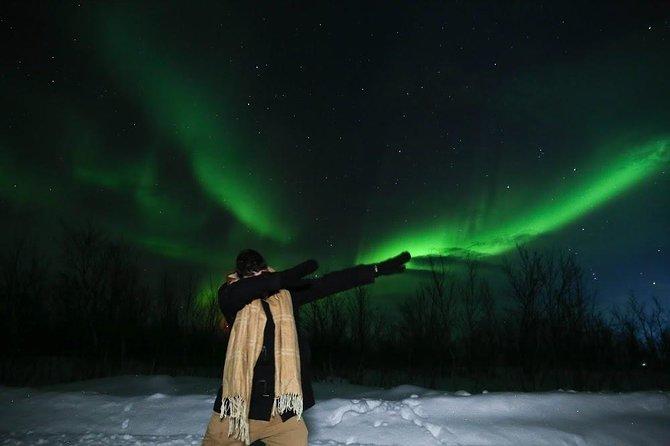 Incredible Northern Lights in Murmansk