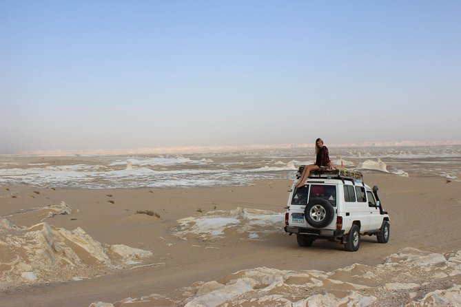 """Overnight Camping from Cairo at the White and Black Desert """"Bahareya oasis"""" ."""