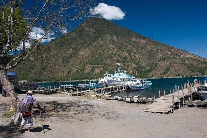 Lake Atitlan & Boat to Santiago from Guatemala City
