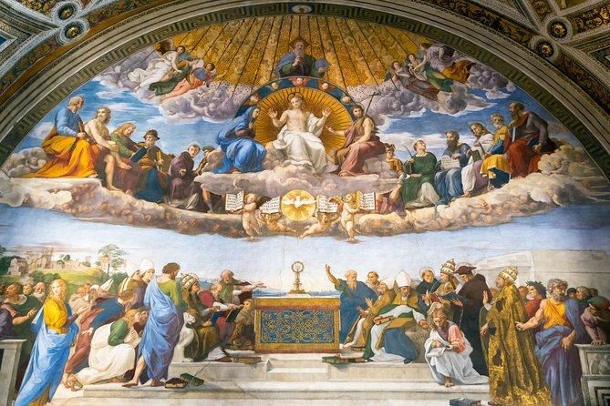 Vatican Museum, Sistine Chapel, St Peter's Basilica Private Tour