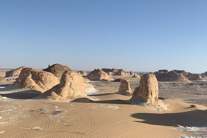 Jeeb Safari Tour to Fayoum Oasis from Cairo