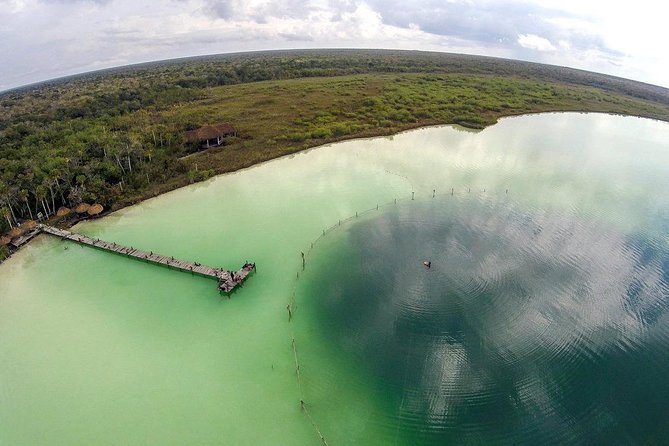 ONE DAY OF 5 PLACES: Kaan Luum Lagoon, 2 Cenotes, Tulum and Playa del Carmen photo 1