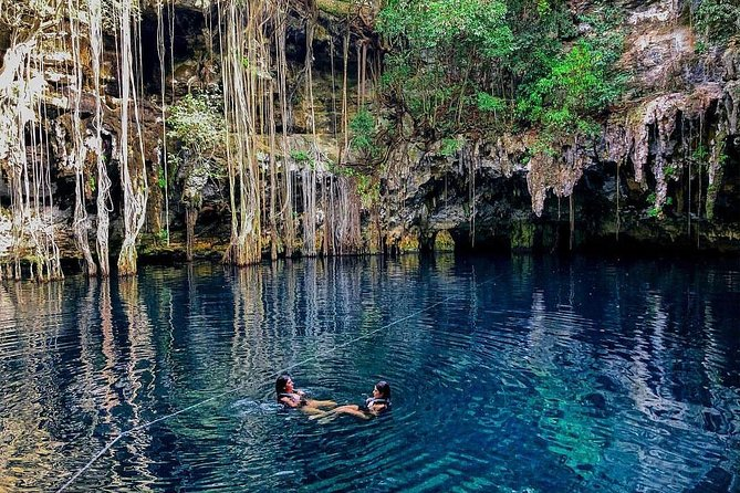 ONE DAY OF 5 PLACES: Kaan Luum Lagoon, 2 Cenotes, Tulum and Playa del Carmen photo 32