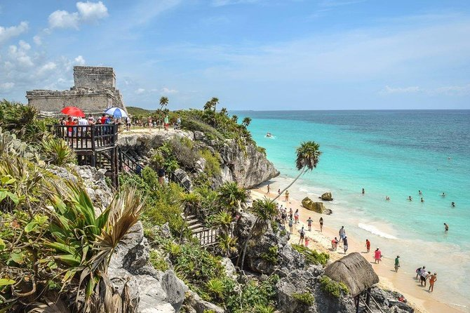 ONE DAY OF 5 PLACES: Kaan Luum Lagoon, 2 Cenotes, Tulum and Playa del Carmen photo 31