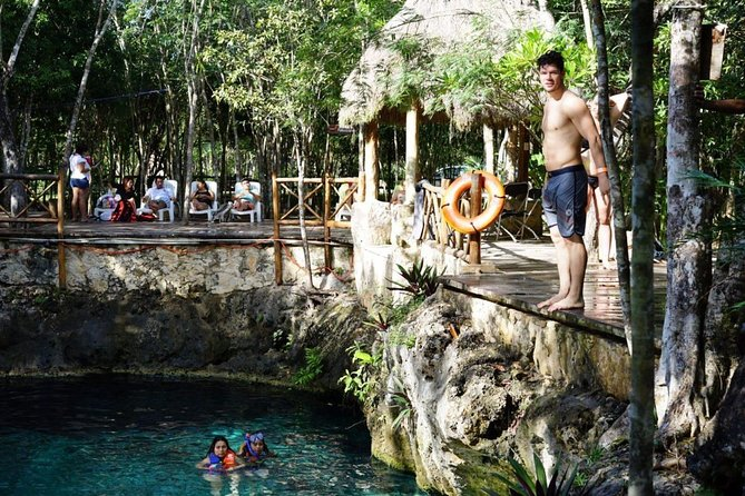 ONE DAY OF 5 PLACES: Kaan Luum Lagoon, 2 Cenotes, Tulum and Playa del Carmen photo 25