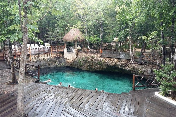 ONE DAY OF 5 PLACES: Kaan Luum Lagoon, 2 Cenotes, Tulum and Playa del Carmen photo 36