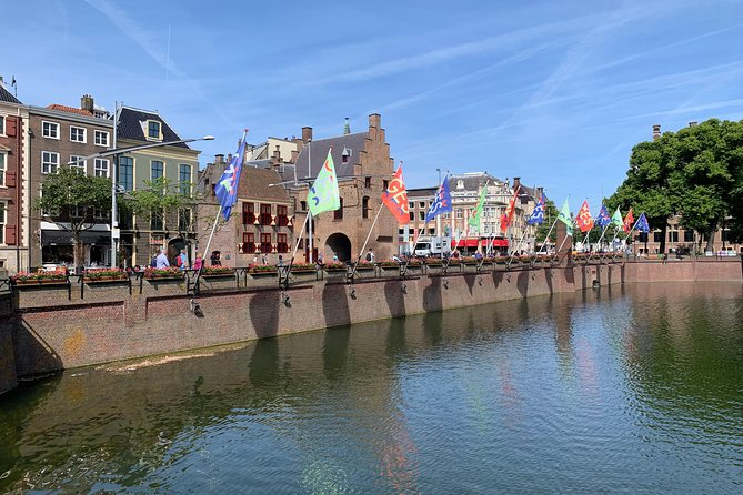 Tour to The Hague, Rotterdam and pottery factory in Delft