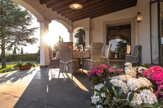 Wine & Olive Oil Tour in in a Medici Villa in Chianti (Tuscany) - (5 hrs)