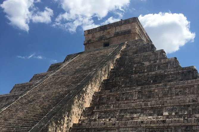 Chichen Itza Tour Departure from Playa del Carmen