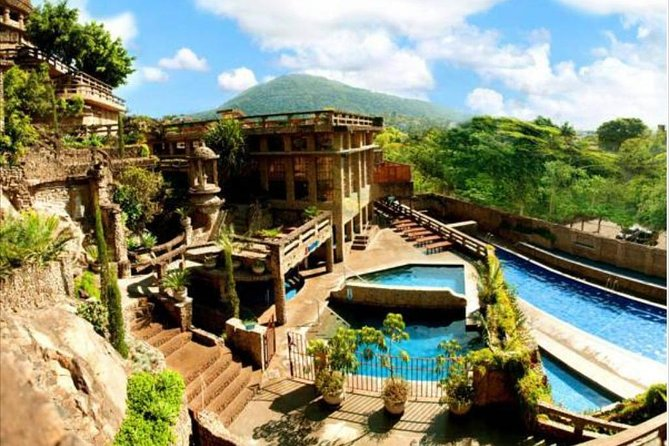 Excursion to Hot Springs and Spa From Guatemala City