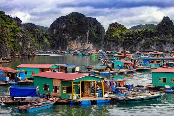 2DAYS - 1NIGHT Cat Ba National Park-Lan Ha Bay-Fisherman Floating House Sleeping