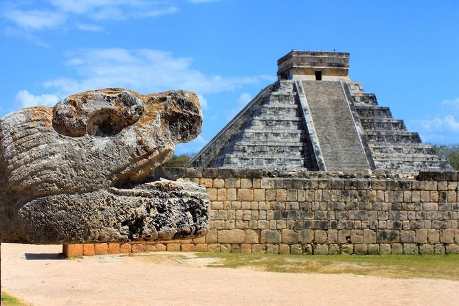 Chichen Itza Tour With Transportation from Cancun