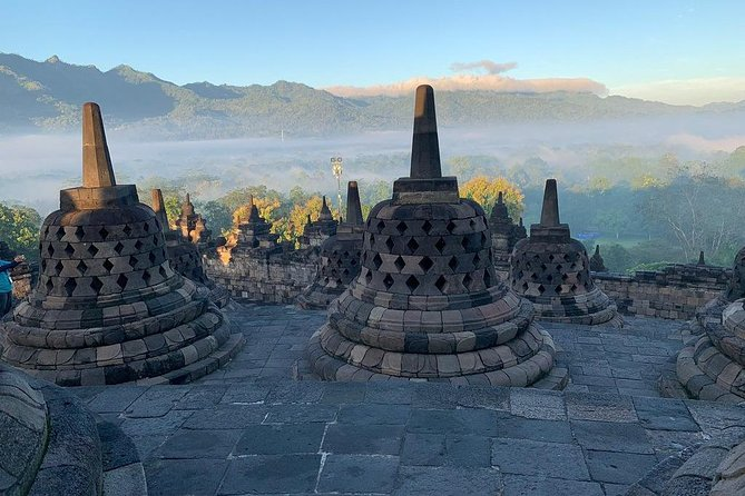 Borobudur Sunrise at Manohara Resort & Prambanan Temple ( Private Tour )