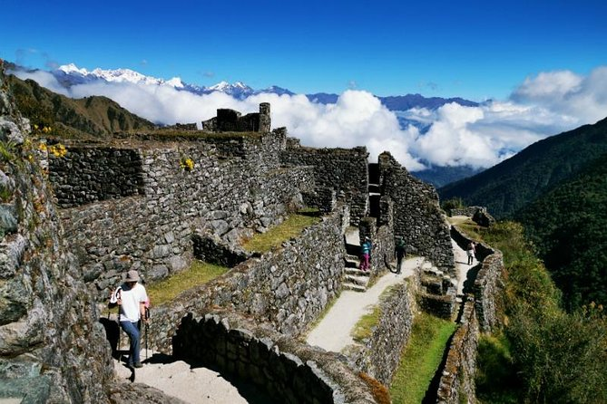 Classic Inca Trail Hike to Machu Picchu 4 Days