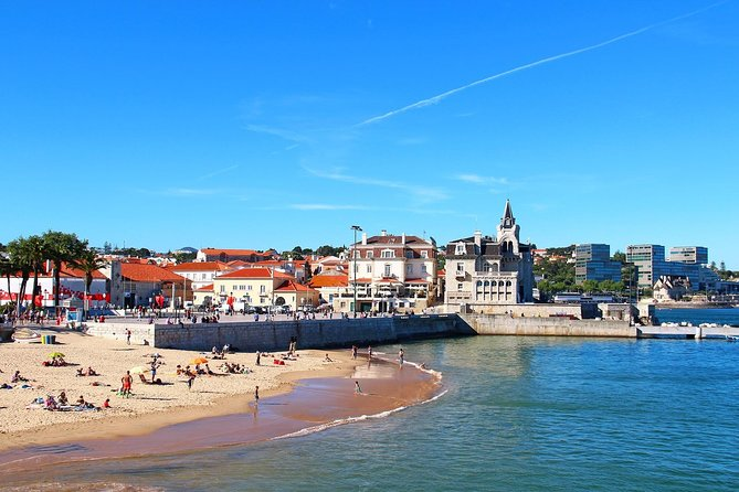 Private Tour to Sintra and Cascais - 5 to 8 persons