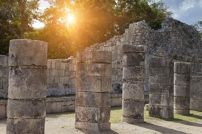 Tour Chichen Itza, Cenote and Valladolid from Cancun