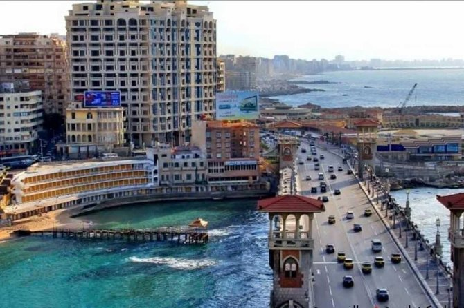 private Full day in Alexandria from cairo