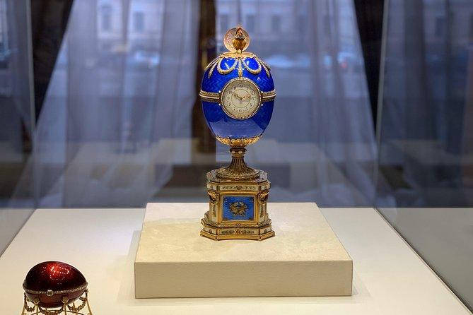 Pearls of Saint-Petersburg with visit to the Faberge, Yusupov Palace & Hermitage