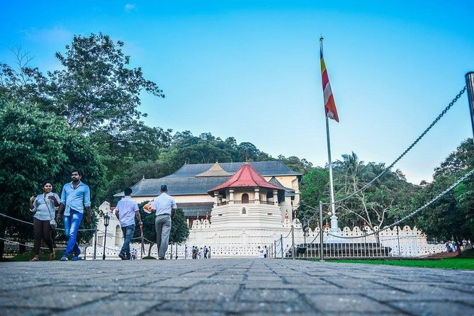 Day tour to Kandy from Colombo