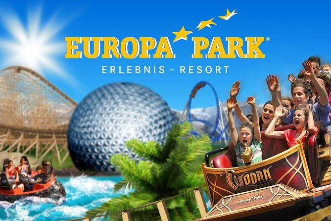 Private transfert to Strasbourg from Europa park or the opposite way