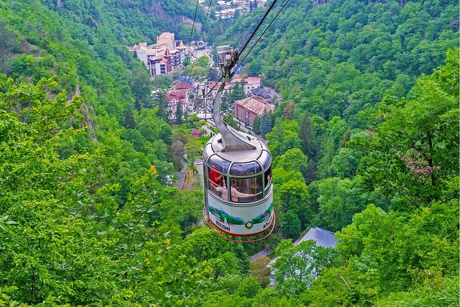 Borjomi One Day Tour