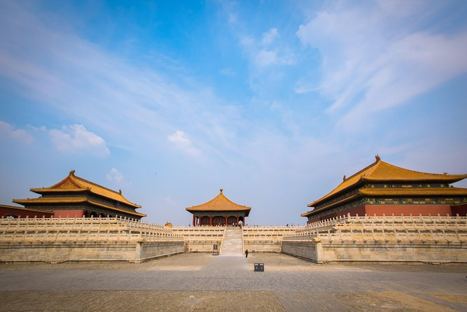 3 Days Beijing Highlights Tour(5-star Hotel)