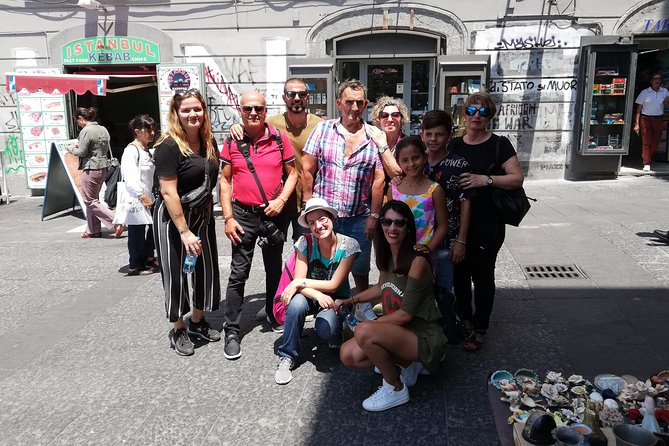 Naples Attractions Walking and Sightseeing Tour