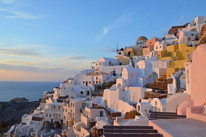Santorini Island 2 Days from Athens