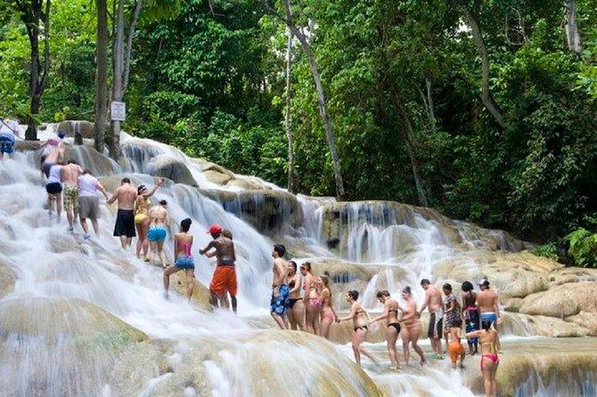 Dunn's River Falls and Ocho Rios Shopping Tour from Grand Palladium Resorts