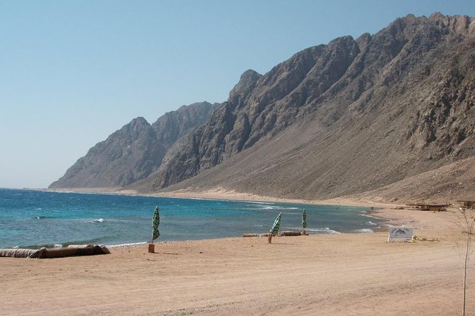 3 Pools National Park by Bus & Cite Tour in dahab - Sharm ElSheikh