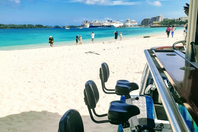 Private Tour - Luxury Tour Bike Rental All- Inclusive 10-15 Passengers