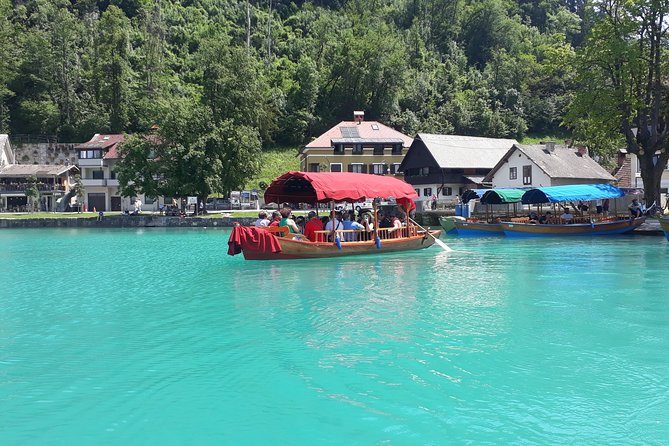 Private tour to Ljubljana and Lake Bled from Zagreb