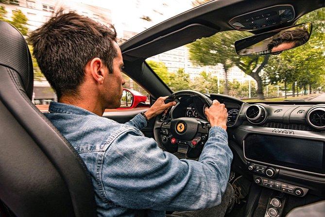 Supercar Test Drive in Barcelona