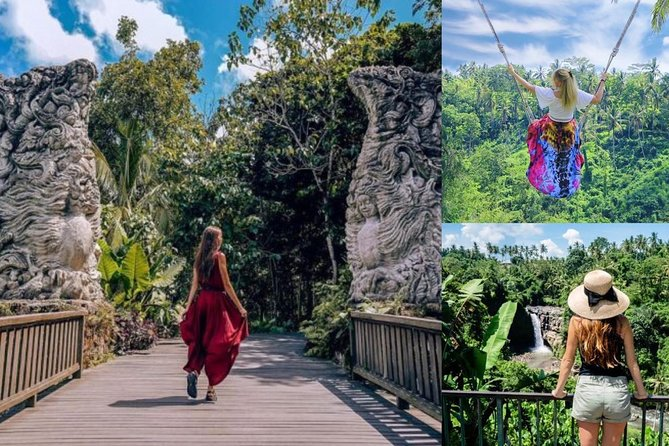 Best of Private Ubud Day Tour with Jungle Swing