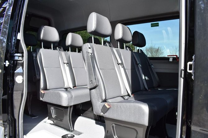 Departure Private Transfer from Gdansk City to Gdansk Airport GDN by Minibus