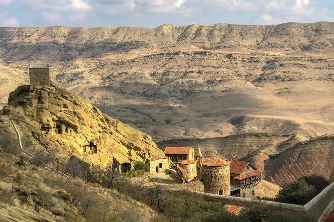 Explore Kakheti - David Gareja Monastery And Sighnaghi