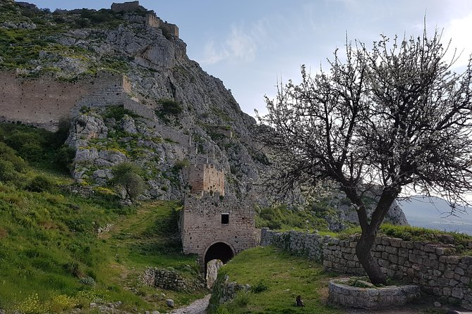 Full day tour to Ancient Corinth and wine tasting in Ancient Nemea