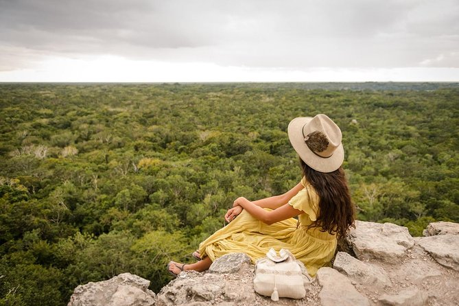 HISTORY, NATURE AND SEA: Tulum + Coba + Cenote + Playa del Carmen Tour