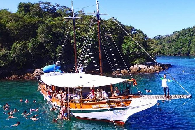 Schooner Tour in Angra and Ilha Grande (Lunch Included Optional)