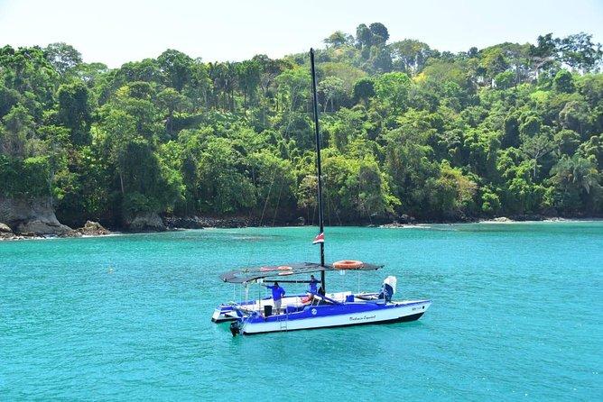 Private Catamaran Sailing Eco-Adevnture Manuel Antonio