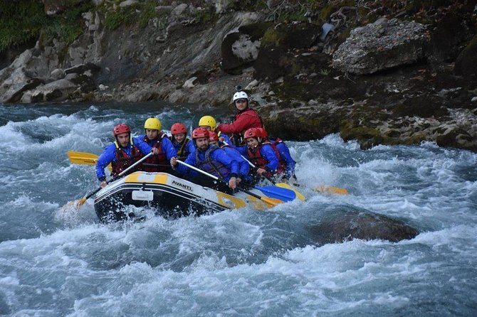 Biking in Albania and Rafting at Vjosa River in 3 Days Tour