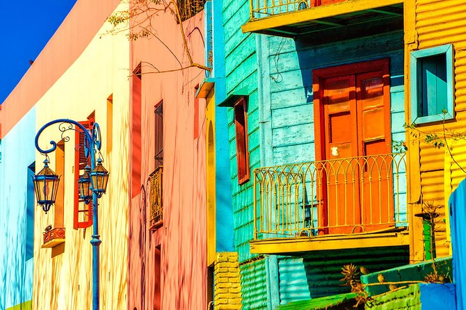 Small Group City Tour in Buenos Aires