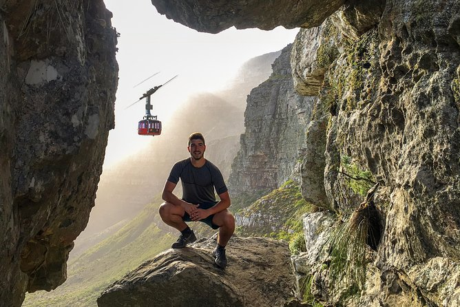 Cape Town - Hike up Table Mountain via the India Venster Route!