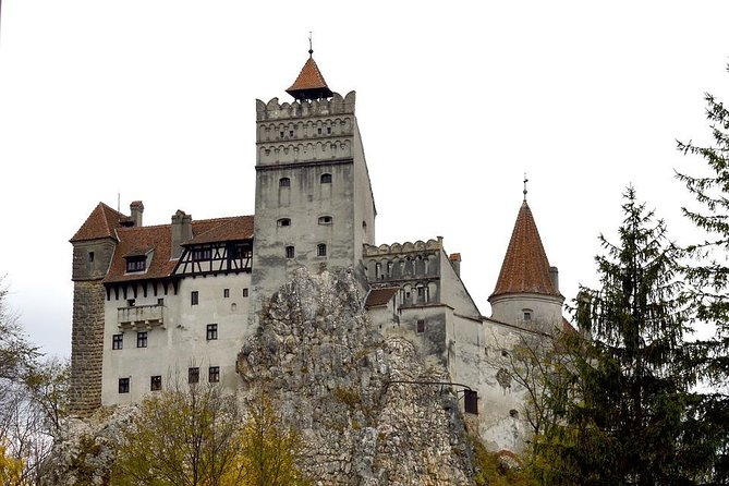 Transylvania Tour of Dracula s Bran Castel and Rasnov Citedel photo 1