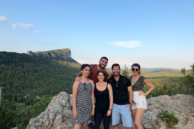 Pic St Loup winetour from Sète photo 14
